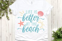 Beach SVG Bundle - Cut Files for Crafters Product Image 6