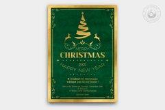 Christmas Invitation Template V1 Product Image 4