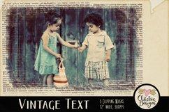 Grunge Clipping Masks - Vintage Text Photoshop Masks & Tutor Product Image 1