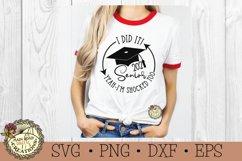 Graduation SVG Bundle-2021 Senior-Graduation Cap SVG Product Image 2