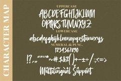 Amantaria Beauty - Cute Handwritten Font Product Image 2