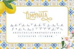 Limonata Font Product Image 4