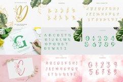 Monogram Font Bundle Product Image 5