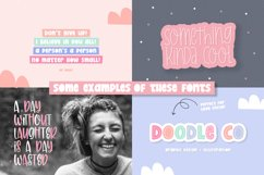 The Girly Font Bundle Product Image 8