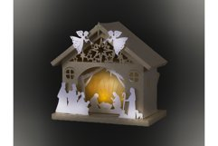 Nativity Barn Product Image 1
