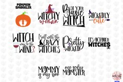 Mega Halloween SVG Bundle - 50 Designs Cut Files Product Image 6
