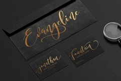 Bougenville Script Product Image 5