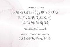 Bento - Script Font Product Image 4