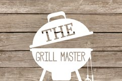 The Grill Master Svg Product Image 3