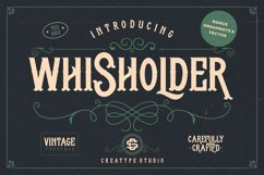 Whisholder Vintage & Ornaments Product Image 1