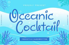 Oceanic Cocktail Product Image 1