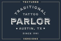 Gastro Pub - Type Family - Font Family Product Image 5