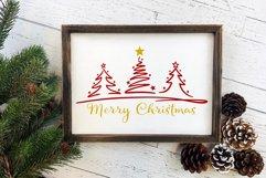 Merry Christmas Tree Product Image 2