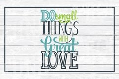 Inspirational Quotes Design Bundle SVG Cut Files for Crafter Product Image 3
