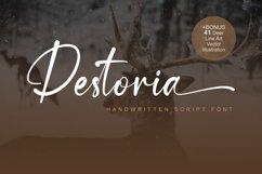 Destoria Font Product Image 1
