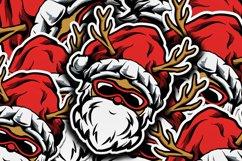 Christmas SVG, Christmas Santa Product Image 5