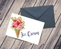 Ice cream Bouquet Clip Art Product Image 4