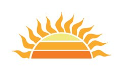 Tropical Sunset Bundle DIY Kit SVG Product Image 2