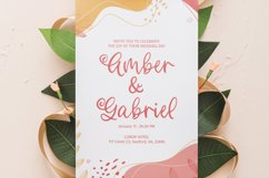 Emma Claire - Curly Script Font Product Image 6