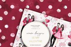Be My Valentine Patterns Product Image 3