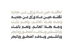 Ostouri - Arabic Font Product Image 5