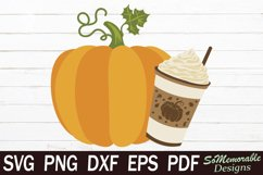 Fall SVG Bundle, Thanksgiving SVG Cut File Product Image 4
