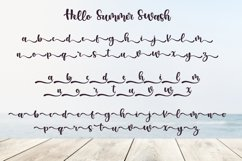Hello Summer Font Product Image 6