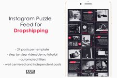 Instagram Puzzle Feed for DROPSHIPPING Product Image 1