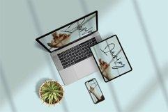 Web Font Roshbella - Beauty Handwritten Font Product Image 3