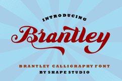 Brantley Script Product Image 1