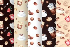 Coffee Watercolor Collection Product Image 4