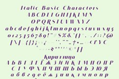 VOGUER Sans Italic Product Image 4
