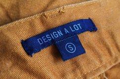 Canvas Jeans Label Product Image 1