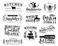 ULTIMATE Farmhouse Sign Making SVG Bundle Product Image 3