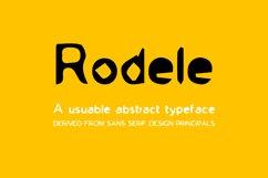 Rodele Product Image 1