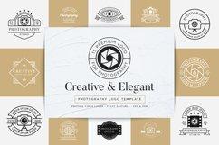 15 Premium Photography Logo Product Image 1