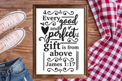Bible verse SVG bundle, christian svg, blessed svg religious Product Image 8