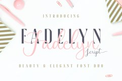 Fadelyn - Font Duo Product Image 1