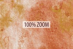 20 Seamless Watercolor Textures - Burnt Orange Backgrounds Product Image 4