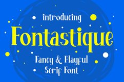 Fontastique Product Image 1