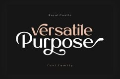 Royal Castle Font Family Product Image 2