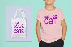 Meowcats - A Quirky Font Special For Cats Lover Product Image 5