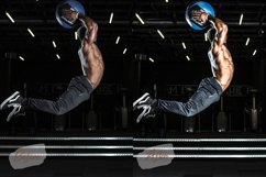 12 Photoshop Actions, ACR, LUT Presets Fitness Pro Product Image 6