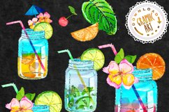 Summer drink Clip Art Product Image 3