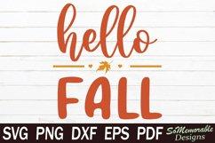 Fall SVG Bundle, Thanksgiving SVG Cut File Product Image 6