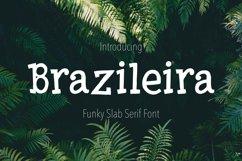 Brazileira - Slab Serif Font Product Image 1