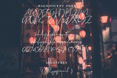 Magnificent Font   Product Image 2