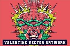 Valentine Vector Illustration Product Image 1