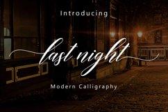 Last Night Script Product Image 1
