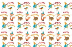 Birthday Clipart and Digital Papers Bundle Product Image 4